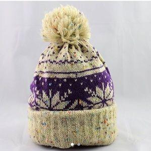 Fair Isle winter hat